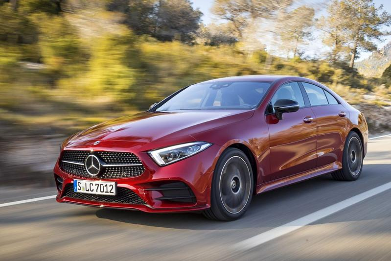הוראות חדשות Mercedes-Benz CLS - AutoWeek.nl XQ-16