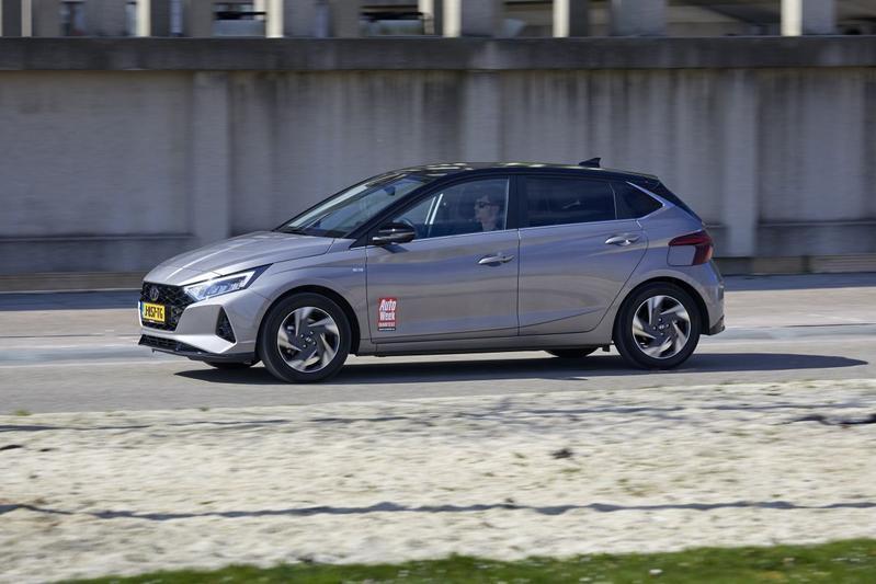 Welkom duurtest - Hyundai i20