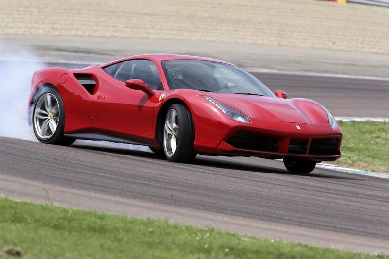 Gereden: Ferrari 488 GTB