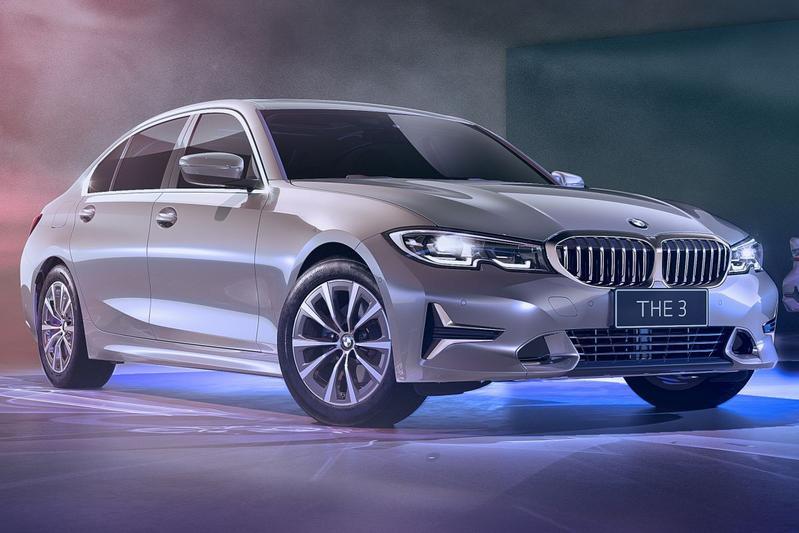 BMW 3-serie Gran Limousine