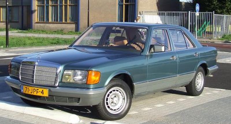 Mercedes-Benz 280 SE (1983)