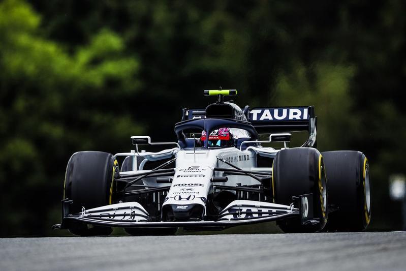 Pierre Gasly AlphaTauri Honda F1