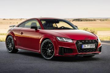 Audi TTS komt als krachtigere Competition Plus