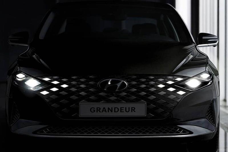 Hyundai Grandeur teaser