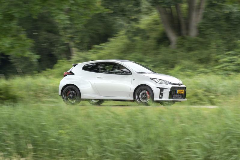 Test: Toyota GR Yaris