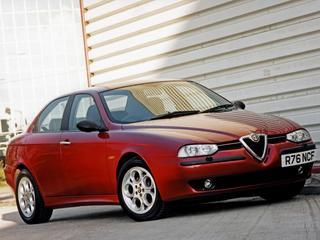 AutoWeek Top 50: Alfa Romeo 156