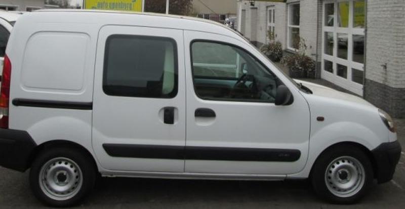 Renault Kangoo 1.5 dCi (2004)
