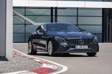 Mercedes-Benz S-klasse Coupé en Cabrio gefacelift