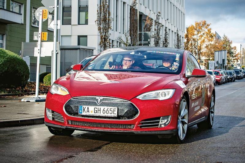 Tesla Model S 1.000.000 miljoen km
