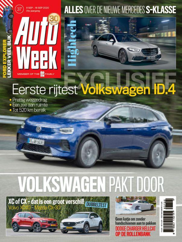AutoWeek 37 2020