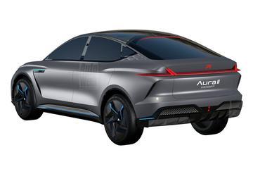 Roewe's nieuwste concept-car voortijdig in beeld - Exclusief