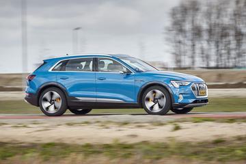 Batterijentekort noodzaakt Audi tot productiestop elektrische E-tron
