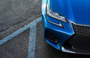 Bevestigd: Lexus F-teaser is GS F