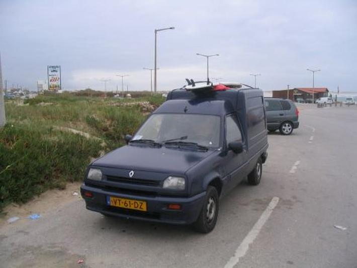 Renault Express 1.9D (1992)
