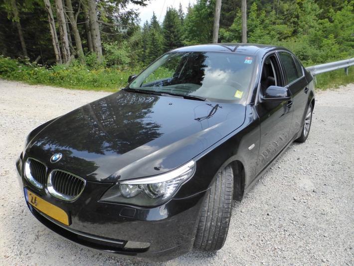 BMW 530i High Executive (2009)