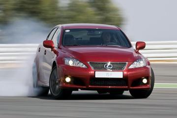Lexus IS F: terugblik op de 'M3 uit Japan'