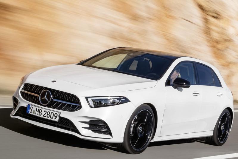 Dit Is De Nieuwe Mercedes Benz A Klasse Autoweek Nl