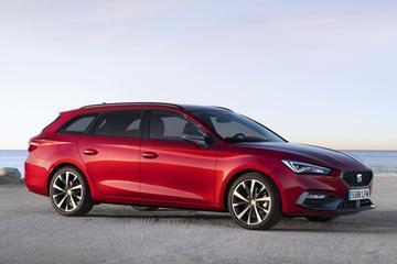 Seat Leon Sportstourer 1.5 eTSI 150pk FR Launch Edition (2021)