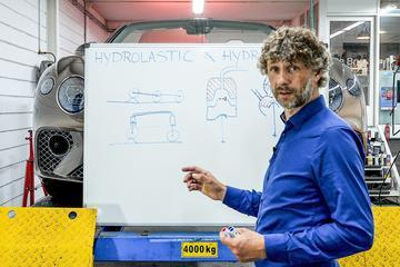 Hydrolastic & Hydragas – Cornelis schetst