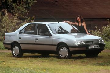 Peugeot 405 - Facelift Friday