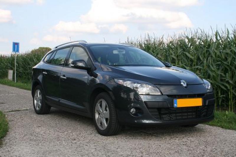 Renault Mégane Estate TCe 130 Dynamique (2010) #4