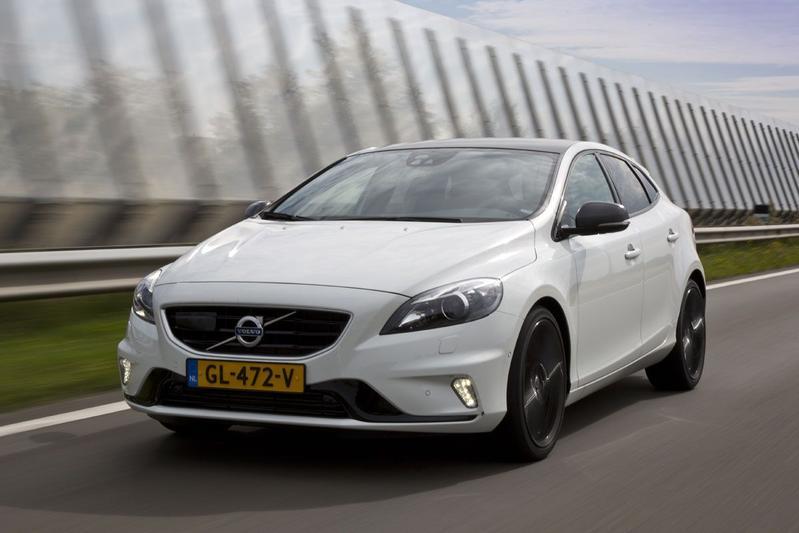 Rij-impressie Volvo V40 Carbon Edition