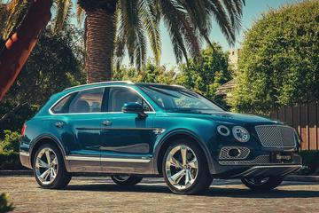 Bentley Bentayga Hybrid heeft een prijs