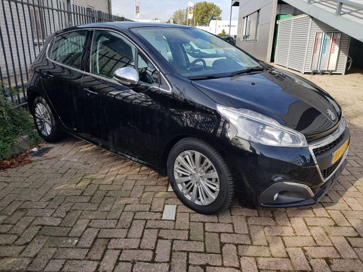 Peugeot 208 Blue Lease Executive 1.6 BlueHDi 100 (2015)
