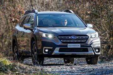 Nieuwe Subaru Outback binnenkort leverbaar