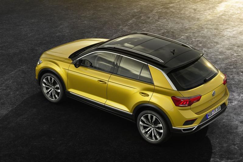 'Volkswagen wil compacte cross-over voor VS'