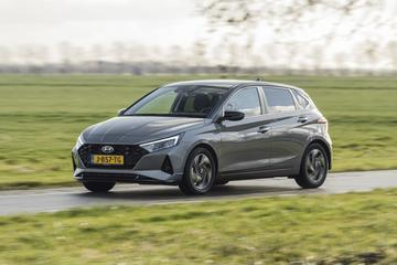 Test: Hyundai i20