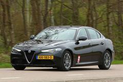 Duurtestgarage - Welkom Alfa Romeo Giulia