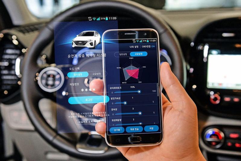 App Hyundai Kia EV
