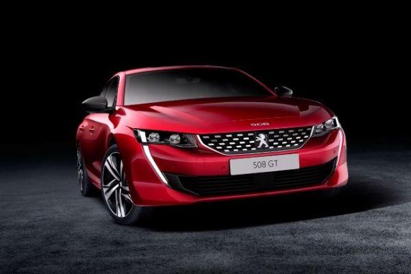 Gelekt: nieuwe Peugeot 508