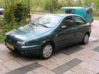 Fiat Brava 1.6 SX (1995)