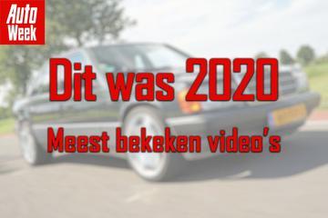 Top 10 van 2020: Populairste video's