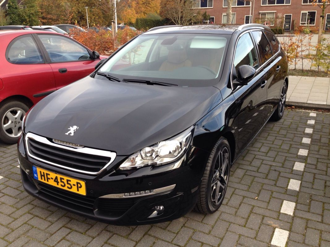 peugeot 308 sw blue lease executive 1 6 bluehdi 120 2015. Black Bedroom Furniture Sets. Home Design Ideas