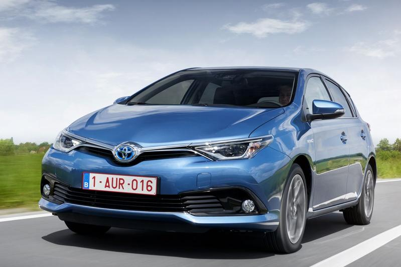 Toyota Auris 1.8 Hybrid Now (2017)