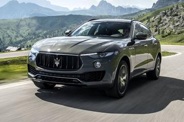 Nieuwe benzinemotor voor Maserati Levante