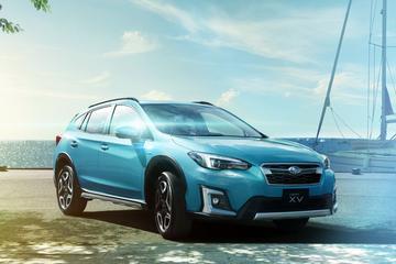 Subaru's e-Boxer ook naar Europa