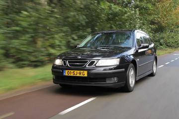 Saab 9-3 Sport Estate 1.8t – 2006 – 419.958 km