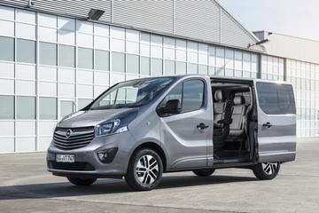 Opel Vivaro nu als Tourer en Combi Innovation
