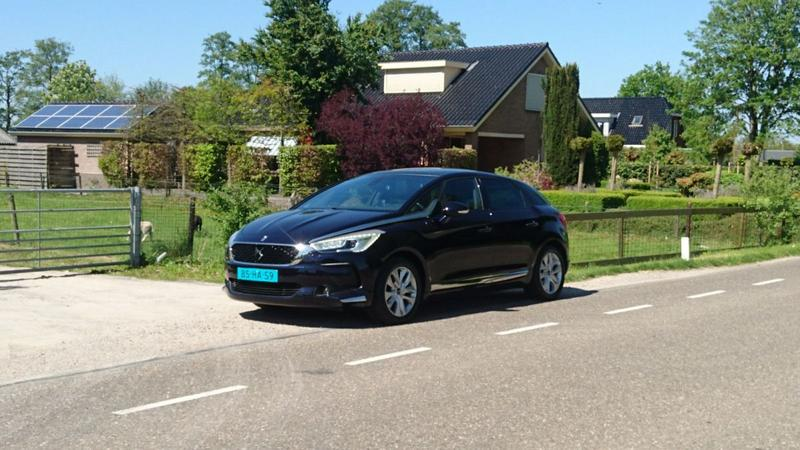 DS DS5 BlueHDi 150 Business Executive (2015)