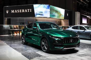 Personalisatieprogramma voor Maserati's