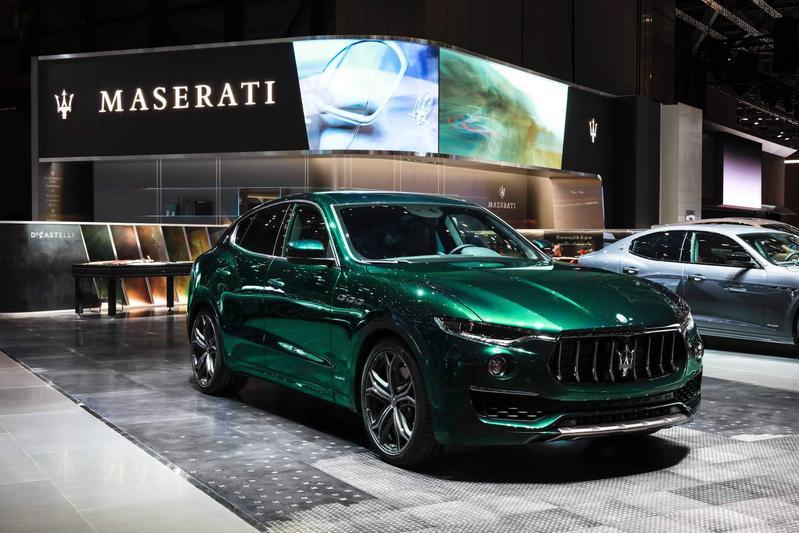 Maserati Levane One of One