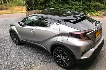 Toyota C-HR 1.8 Hybrid Executive (2018)