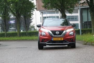 Nissan Juke - Achteruitkijkspiegel