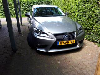 Lexus IS 300h Edition (2014)