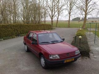 Peugeot 309 GL 1.4i Profil (1990)