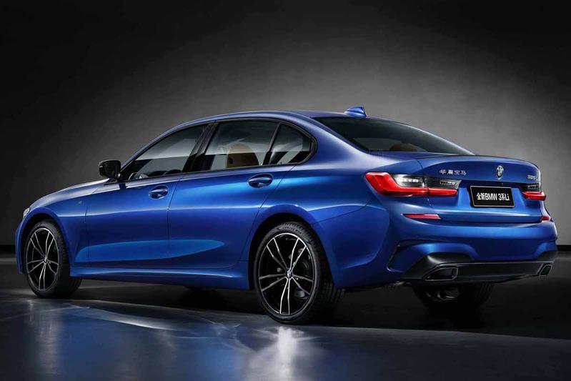 BMW 3-serie Li (China)